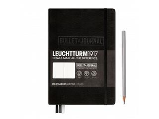 Bullet journal zwart A5