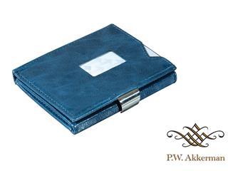 Exentri Wallet Blauw