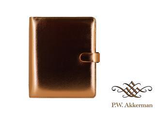 Filofax A5 Saffiano Rose Gold Organiser