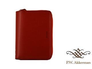 Filofax Pocket Pennybridge Red Organiser
