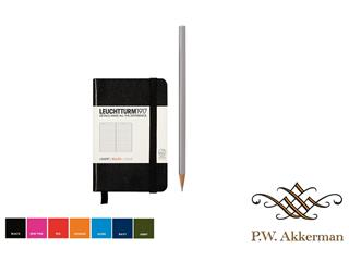 Leuchtturm Notitieboek Hardcover Mini (A7)
