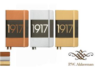 Leuchtturm Notitieboek Hardcover Pocket (A6) Metallic