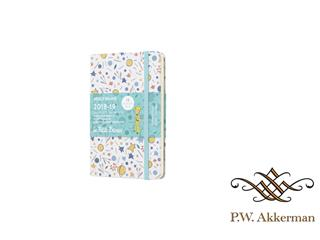 Moleskine 18 Maands Week/notitie Agenda Harde Kaft Pocket 2018-2019 Le Petit Prince