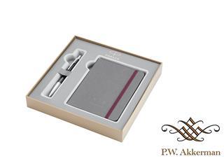 Parker Urban Black CT Giftset Balpen met Notitieboek