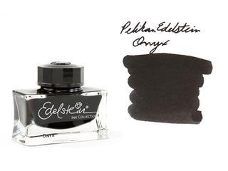 Pelikan Edelstein Inktpot Onyx Black