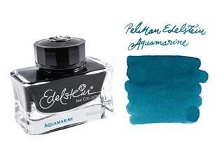 Pelikan Edelstein Inktpot Aquamarine