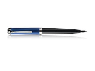 Pelikan K605 Balpen blauw/zwart