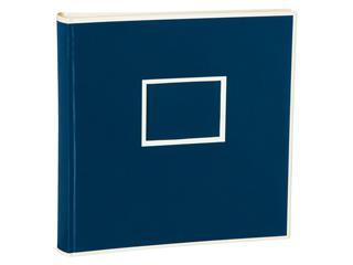 Semikolon Foto Album 100 Pagina's Marineblauw