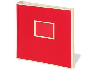 Semikolon Foto Album 100 Pagina's Rood