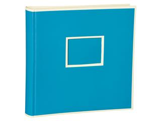 Semikolon Foto Album 100 Pagina's Turquoise