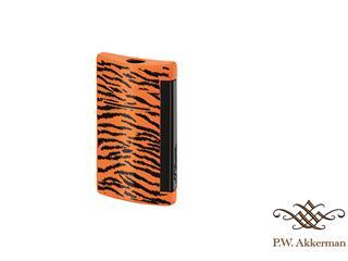 ST Dupont MiniJet Orange Tiger Aansteker