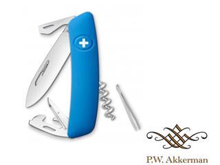 Swiza Zakmes D03 Blauw