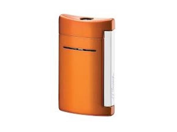 ST Dupont aansteker Mini jet oranje fizz