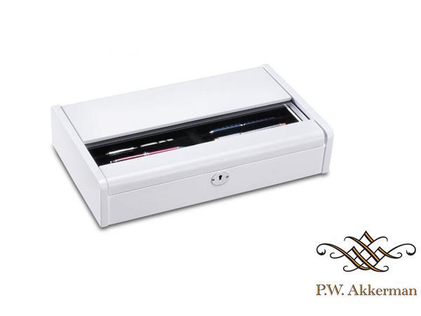 Ferocase Bracuda Deluxe Wit (28 pennen)