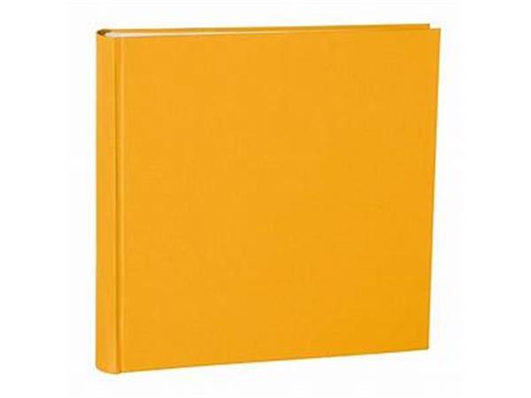 Semikolon fotoalbum XL classic geel